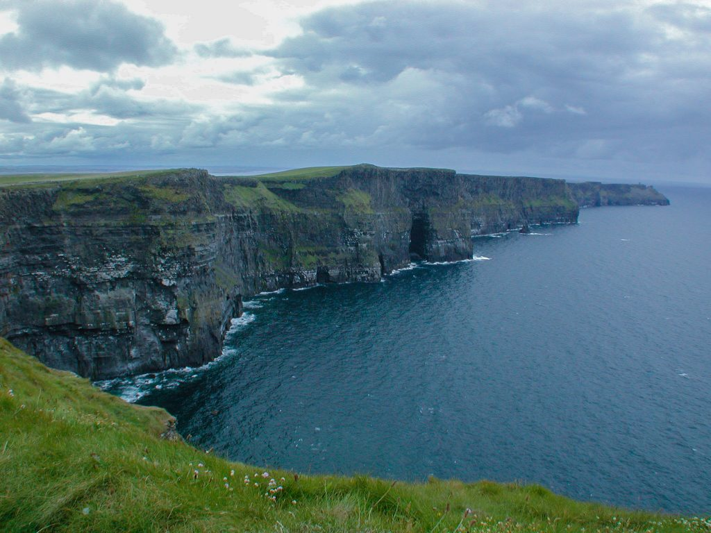 Experience the Cliffs of Moher at Atlantic Language