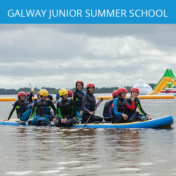 Galway Junior Summer School